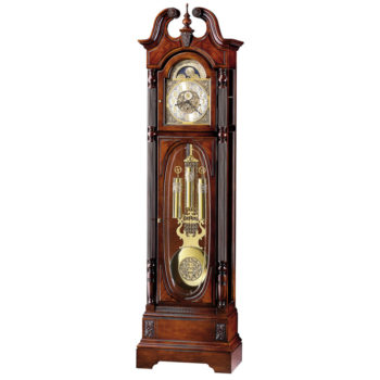 Howard Miller 610-948 Stewart Mechanical Triple Chiming Traditional Grandfather Clock