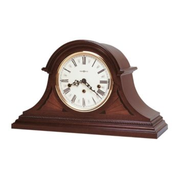 Howard Miller 613-192 Downing Triple Chiming Key Wound Mantel Clock