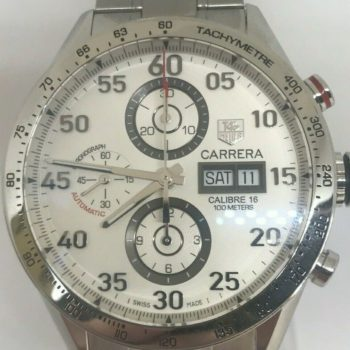 Tag Heuer Carrera Caliber 16