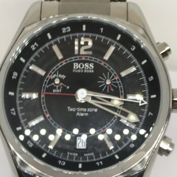 Hugo Boss Metropolis Bicoastal Watch