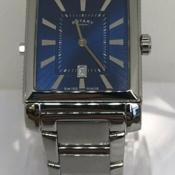 Rotary Revelation Reverso Dual Dial Watch